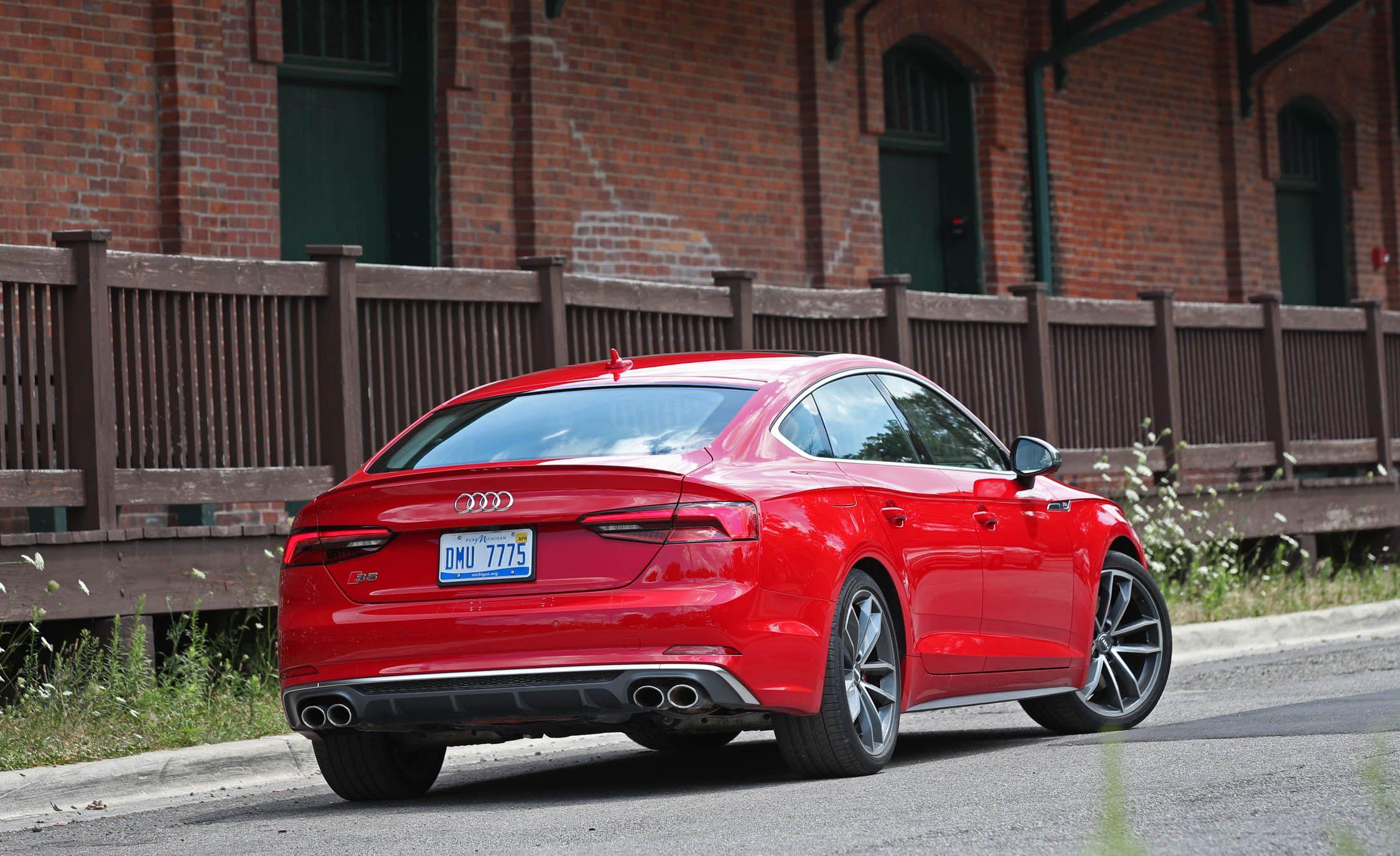 2019 audi s5 sportback reviews audi s5 sportback price photos rh caranddriver com