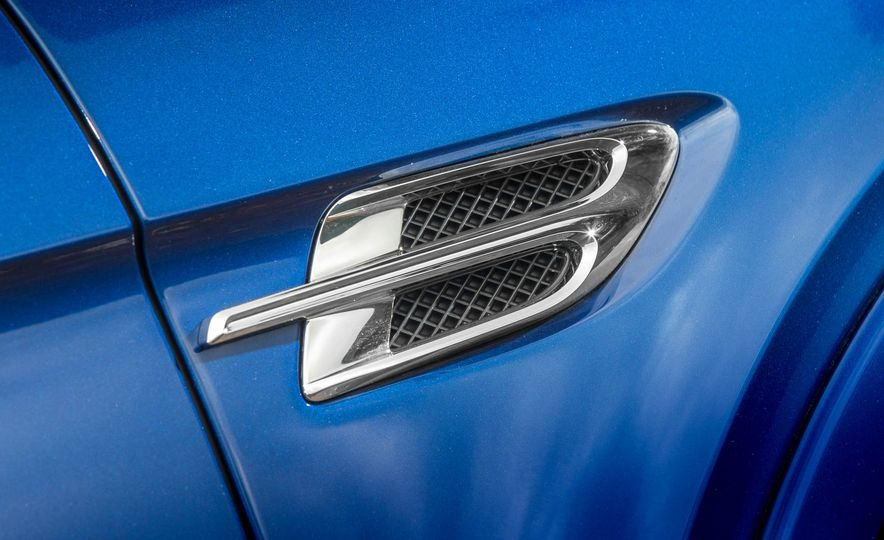 2018 Bentley Bentayga Diesel - Slide 24