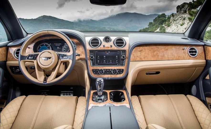 2018 Bentley Bentayga Diesel - Slide 31