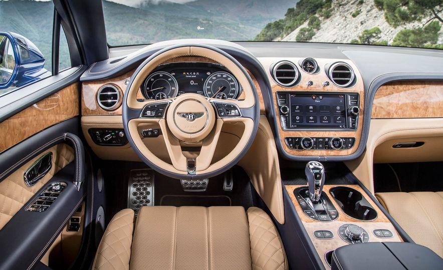 2018 Bentley Bentayga Diesel - Slide 32