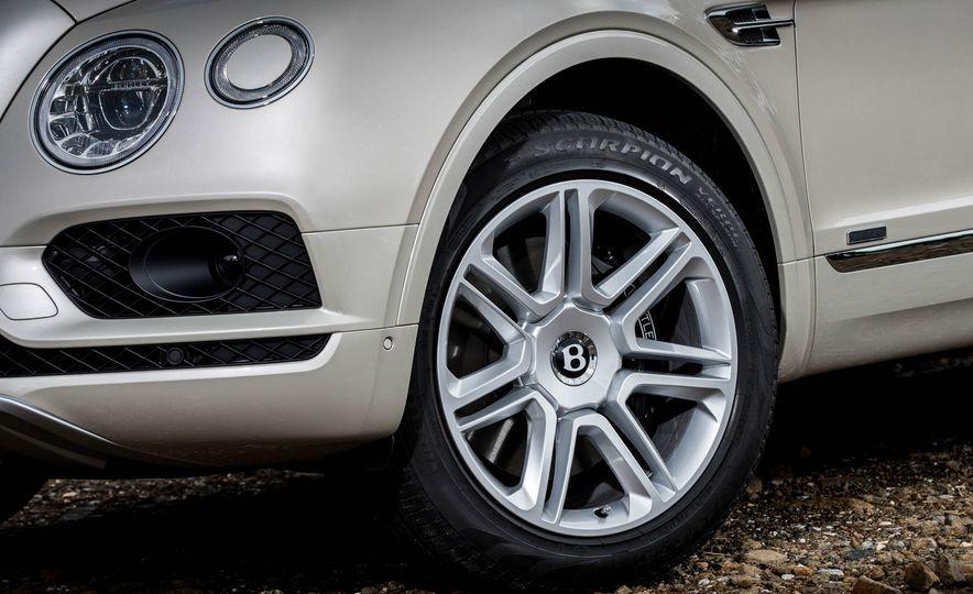 2018 Bentley Bentayga Diesel - Slide 51