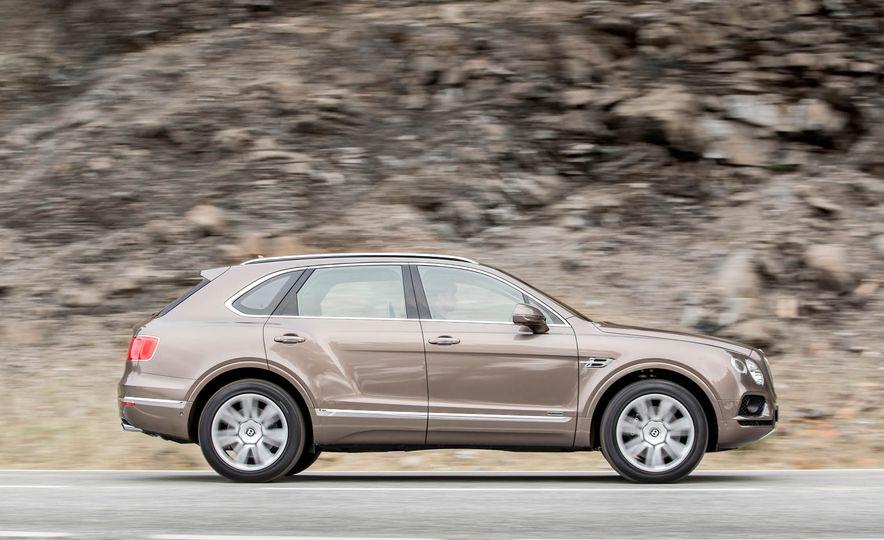2018 Bentley Bentayga Diesel - Slide 52