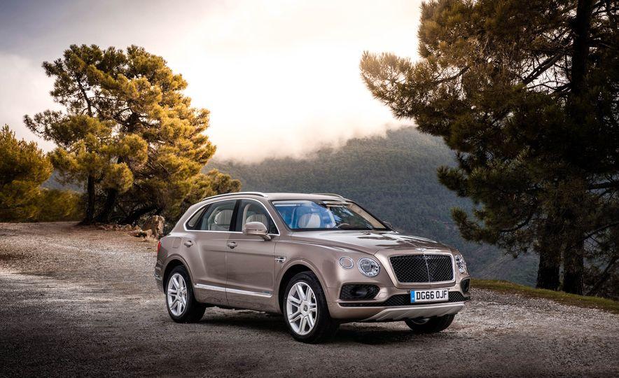 2018 Bentley Bentayga Diesel - Slide 61