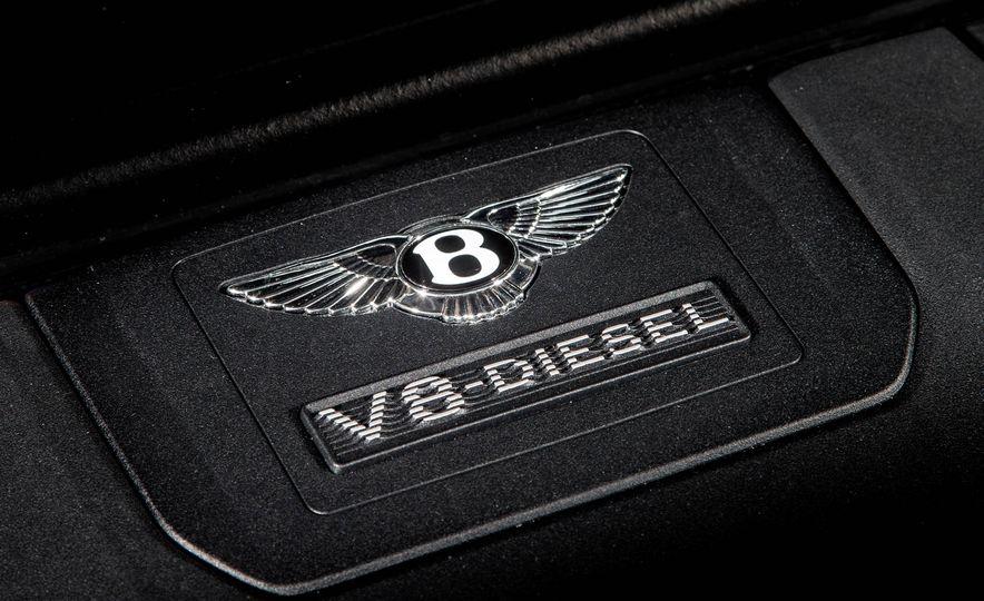 2018 Bentley Bentayga Diesel - Slide 69
