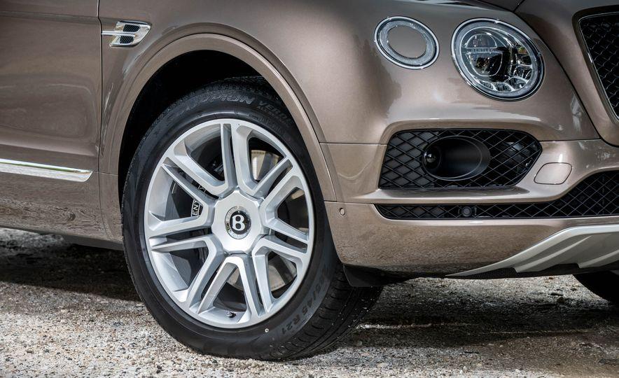 2018 Bentley Bentayga Diesel - Slide 70