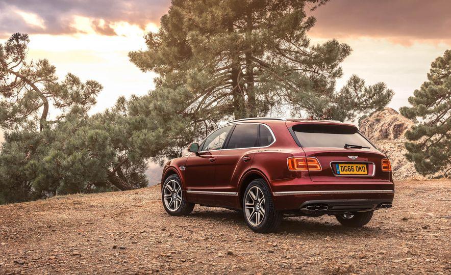 2018 Bentley Bentayga Diesel - Slide 78