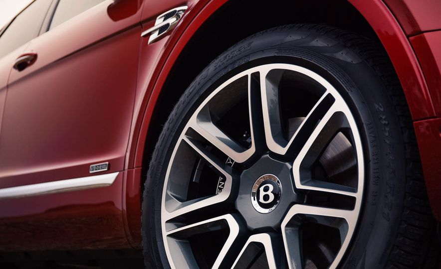 2018 Bentley Bentayga Diesel - Slide 82