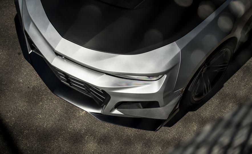 2018 Chevrolet Camaro ZL1 1LE - Slide 14