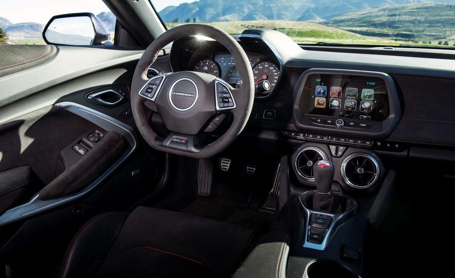 2018 Chevrolet Camaro ZL1 1LE - Slide 22
