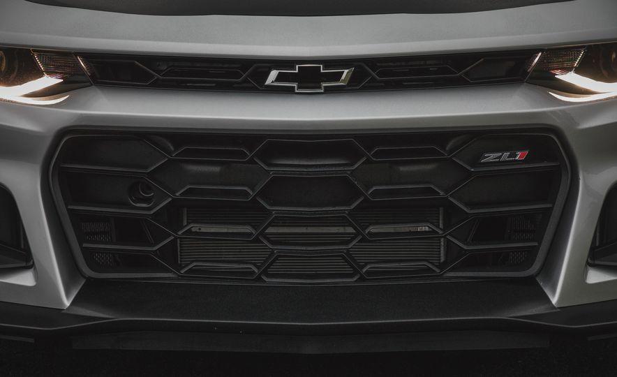 2018 Chevrolet Camaro ZL1 1LE - Slide 20