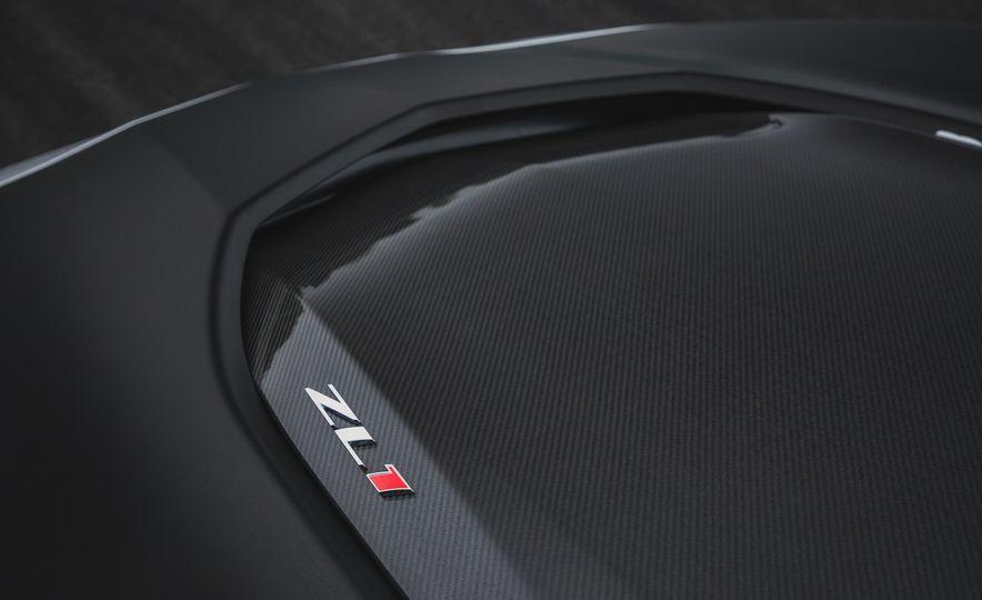2018 Chevrolet Camaro ZL1 1LE - Slide 33