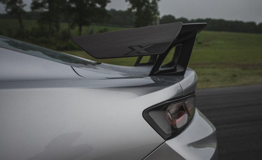 2018 Chevrolet Camaro ZL1 1LE - Slide 35