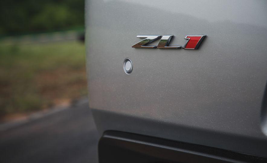 2018 Chevrolet Camaro ZL1 1LE - Slide 38