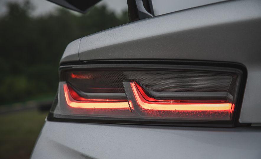 2018 Chevrolet Camaro ZL1 1LE - Slide 39
