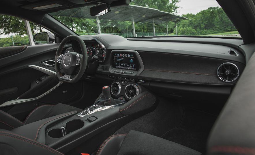 2018 Chevrolet Camaro ZL1 1LE - Slide 44