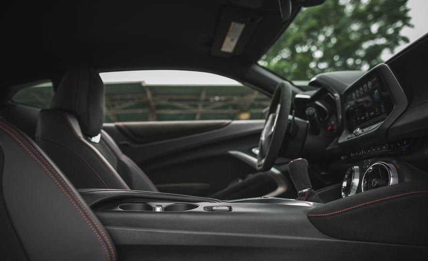 2018 Chevrolet Camaro ZL1 1LE - Slide 46