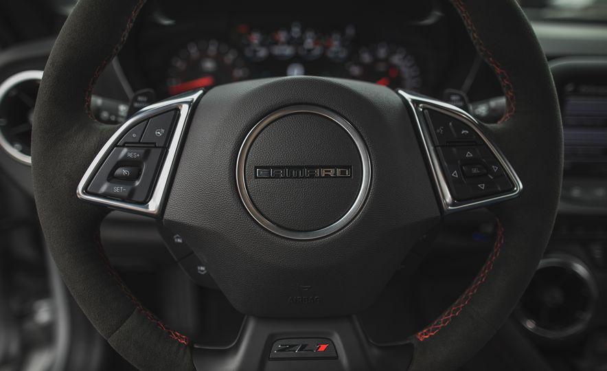 2018 Chevrolet Camaro ZL1 1LE - Slide 55