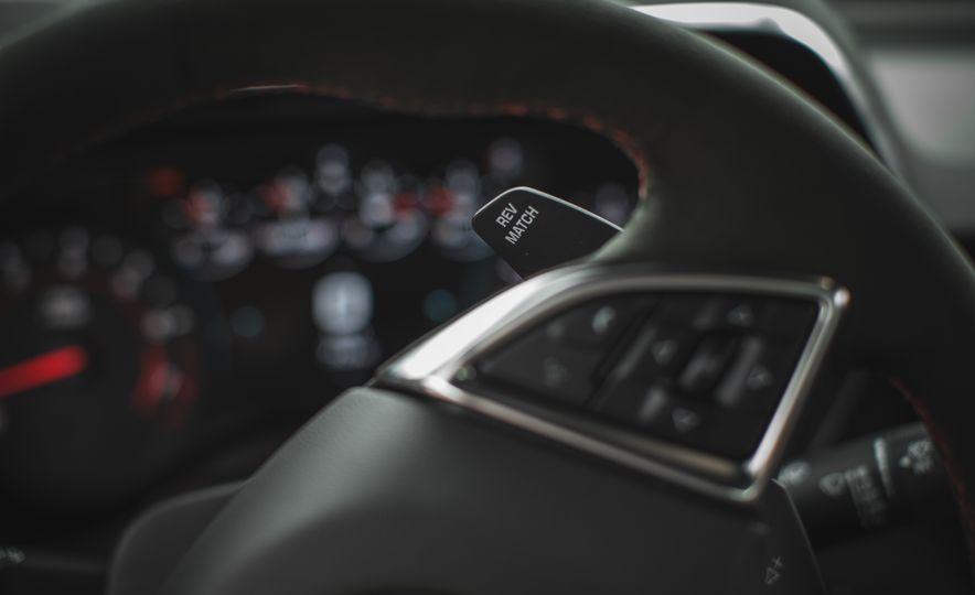 2018 Chevrolet Camaro ZL1 1LE - Slide 58