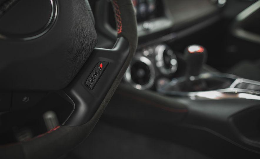 2018 Chevrolet Camaro ZL1 1LE - Slide 59