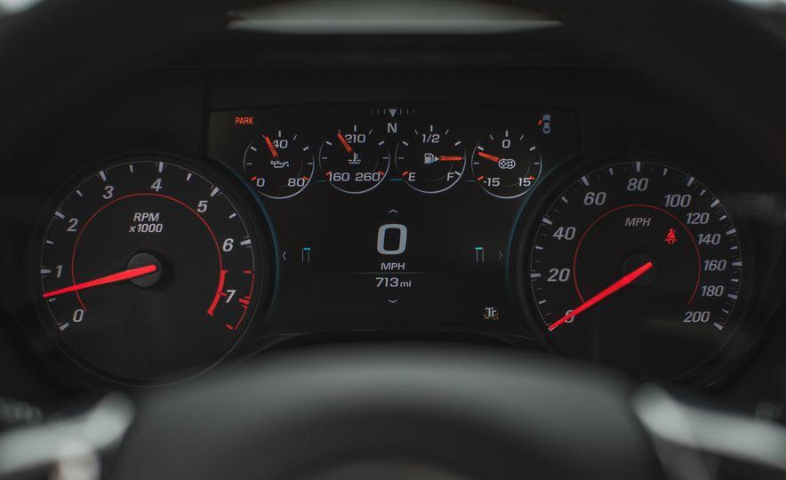 2018 Chevrolet Camaro ZL1 1LE - Slide 60