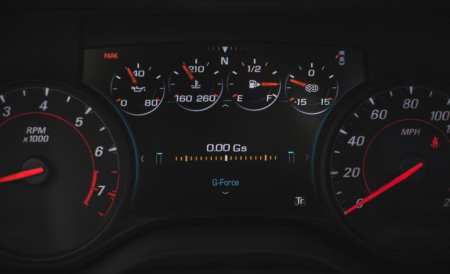 2018 Chevrolet Camaro ZL1 1LE - Slide 63