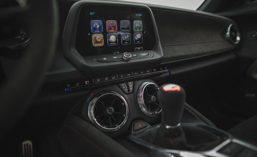 2018 Chevrolet Camaro ZL1 1LE - Slide 67