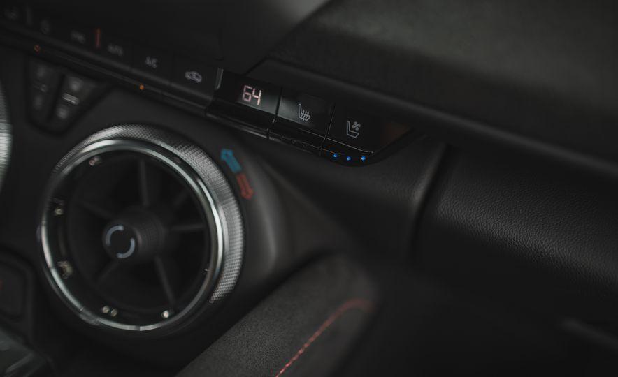 2018 Chevrolet Camaro ZL1 1LE - Slide 72