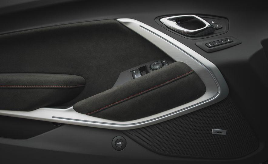 2018 Chevrolet Camaro ZL1 1LE - Slide 76