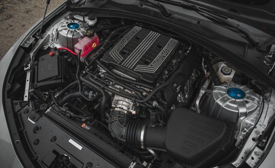 2018 Chevrolet Camaro ZL1 1LE - Slide 82