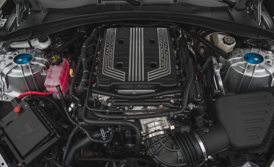 2018 Chevrolet Camaro ZL1 1LE - Slide 83
