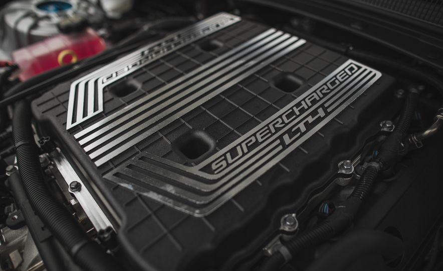 2018 Chevrolet Camaro ZL1 1LE - Slide 84