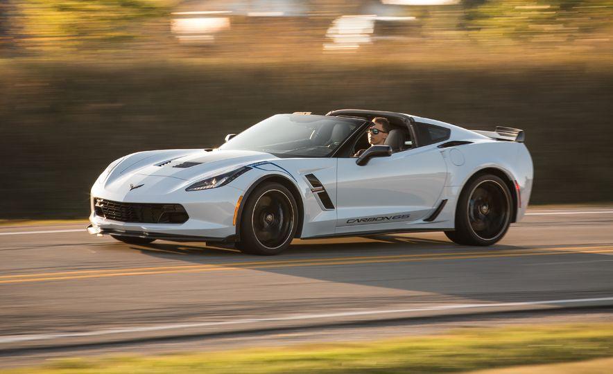 2018 Chevrolet Corvette Grand Sport Carbon 65 - Slide 1