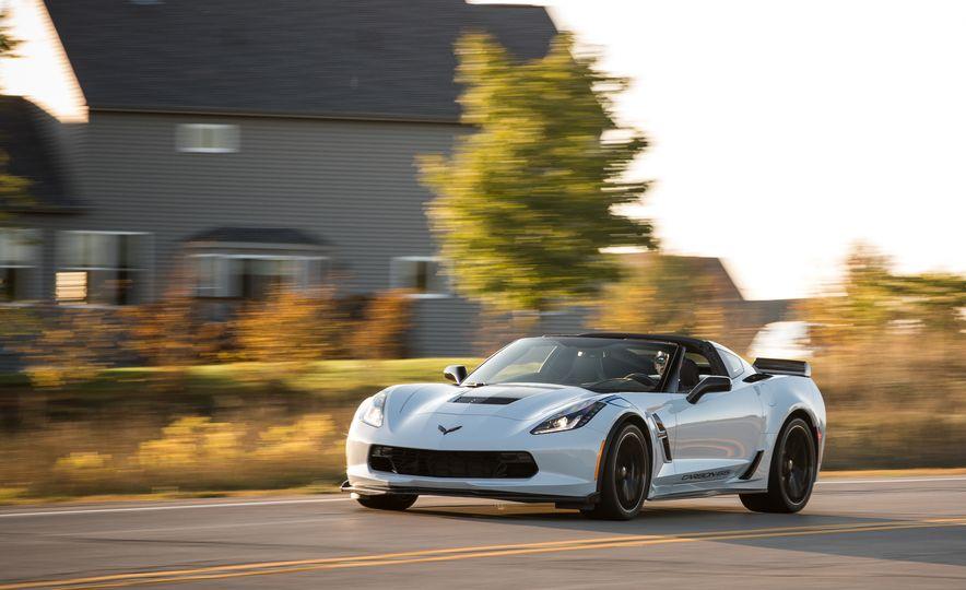 2018 Chevrolet Corvette Grand Sport Carbon 65 - Slide 2