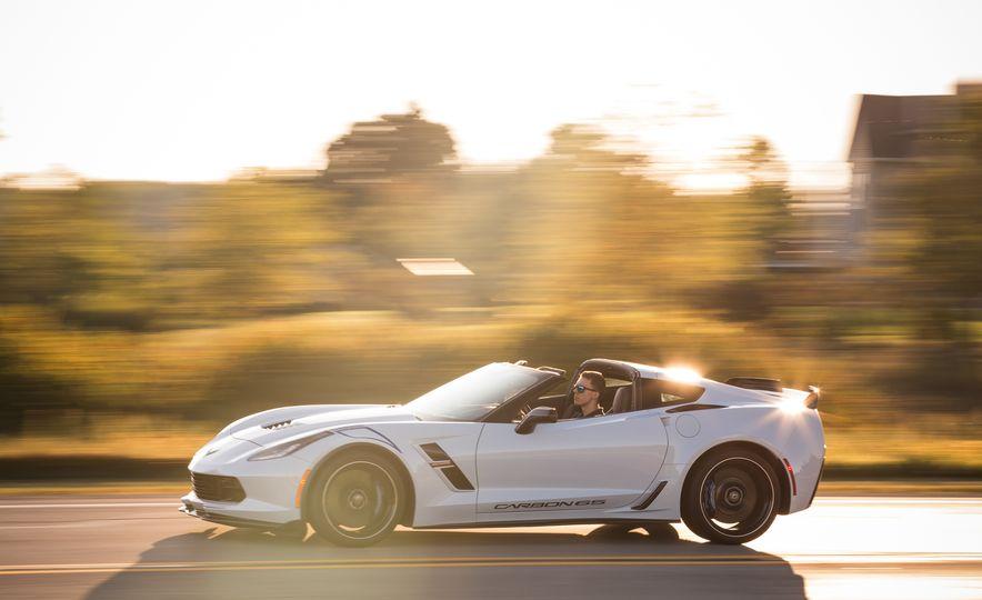 2018 Chevrolet Corvette Grand Sport Carbon 65 - Slide 4