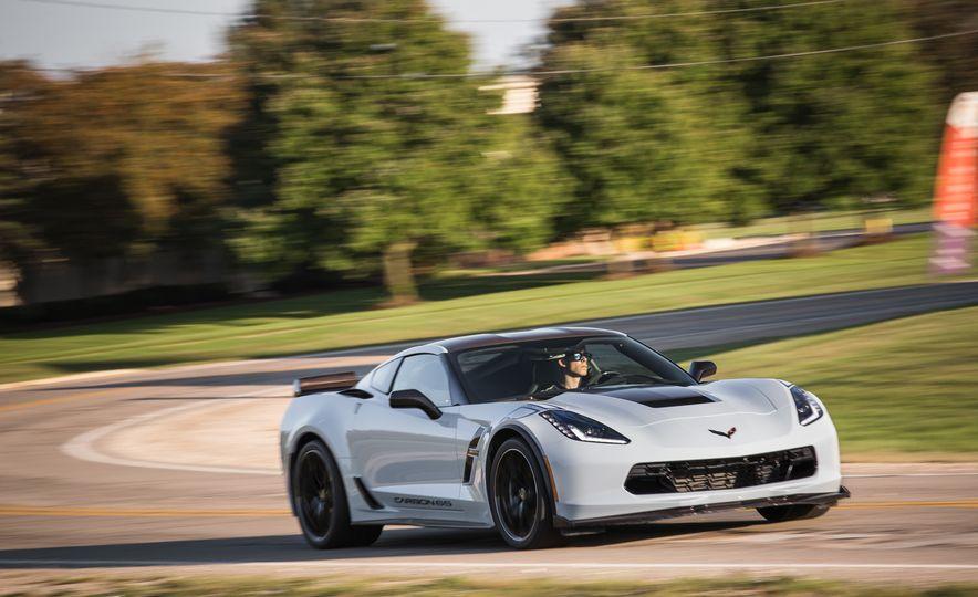 2018 Chevrolet Corvette Grand Sport Carbon 65 - Slide 5