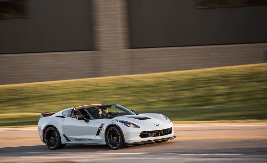 2018 Chevrolet Corvette Grand Sport Carbon 65 - Slide 6