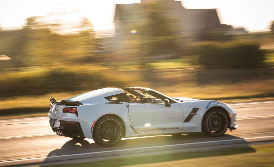 2018 Chevrolet Corvette Grand Sport Carbon 65 - Slide 10