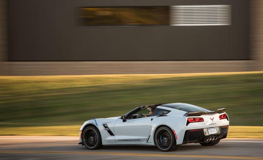 2018 Chevrolet Corvette Grand Sport Carbon 65 - Slide 13