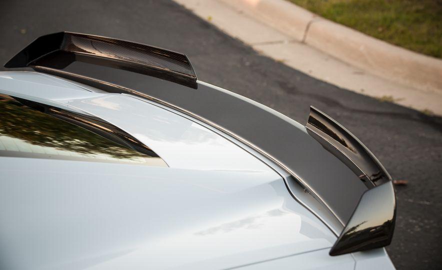 2018 Chevrolet Corvette Grand Sport Carbon 65 - Slide 31