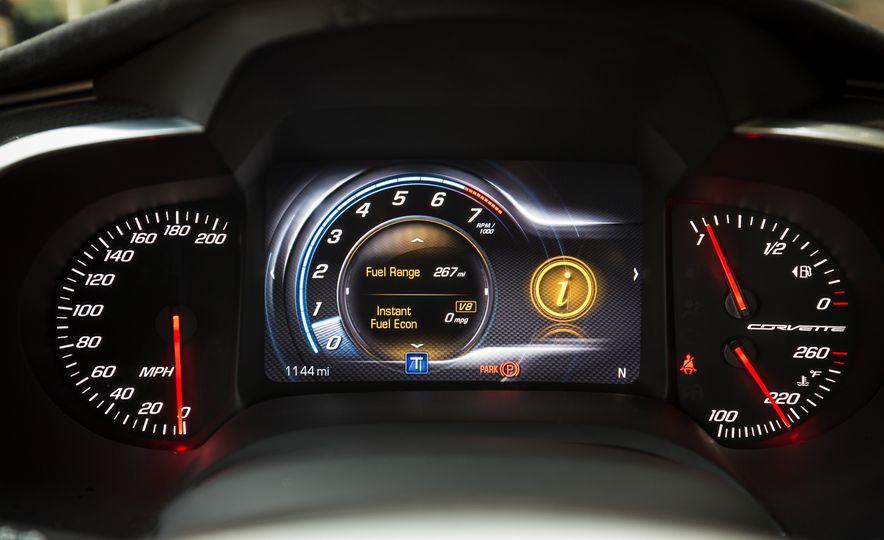 2018 Chevrolet Corvette Grand Sport Carbon 65 - Slide 39