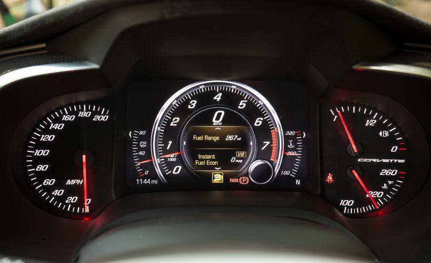 2018 Chevrolet Corvette Grand Sport Carbon 65 - Slide 40
