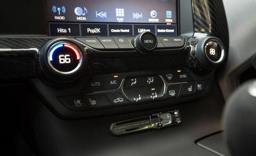2018 Chevrolet Corvette Grand Sport Carbon 65 - Slide 43