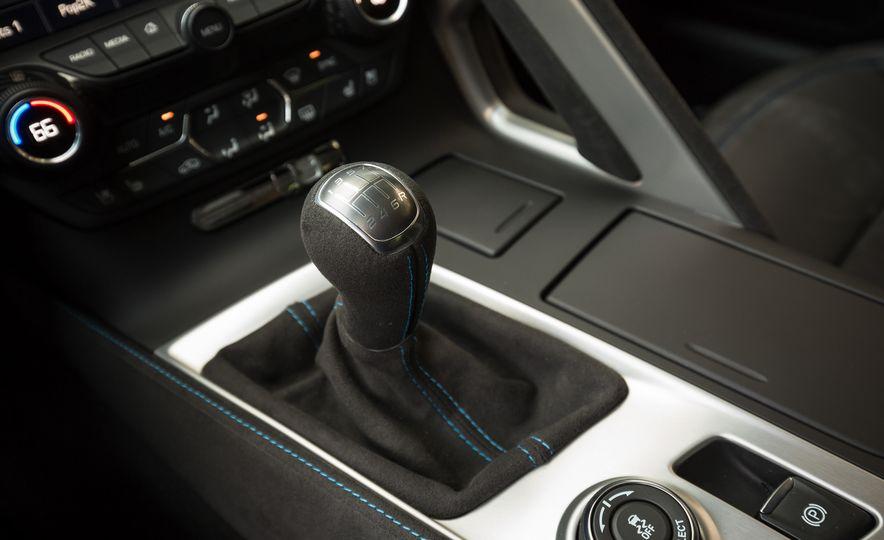 2018 Chevrolet Corvette Grand Sport Carbon 65 - Slide 46