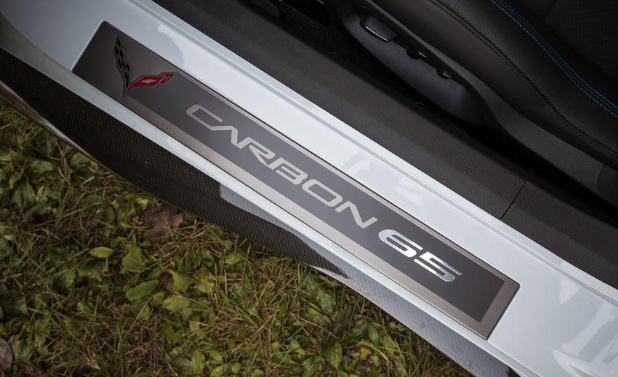 2018 Chevrolet Corvette Grand Sport Carbon 65 - Slide 49