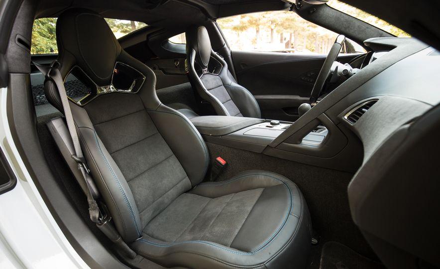 2018 Chevrolet Corvette Grand Sport Carbon 65 - Slide 51