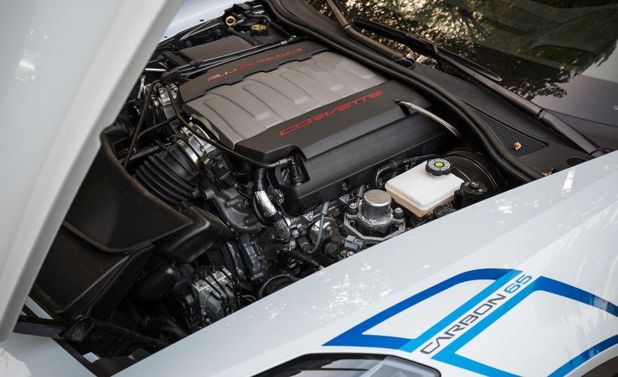 2018 Chevrolet Corvette Grand Sport Carbon 65 - Slide 56
