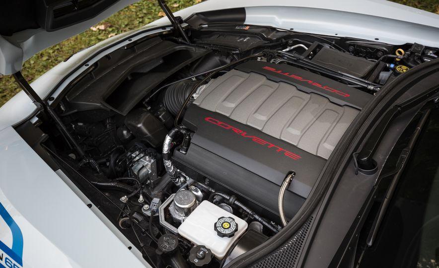 2018 Chevrolet Corvette Grand Sport Carbon 65 - Slide 57