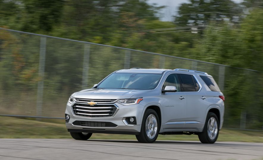 2018 Chevrolet Traverse - Slide 2