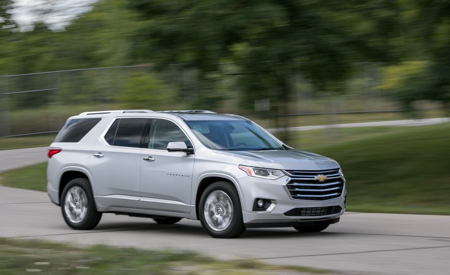 2018 Chevrolet Traverse - Slide 7