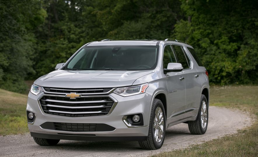 2018 Chevrolet Traverse - Slide 10
